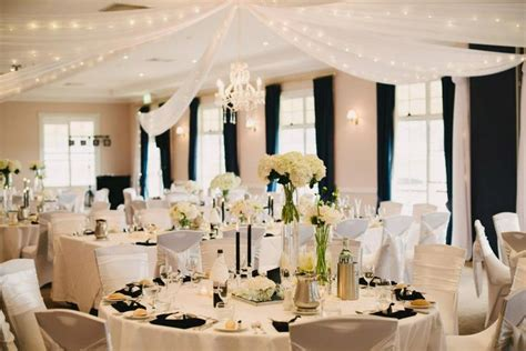 Rustic Color Palette Black Amp White Wedding Reception Fab Mood Wedding