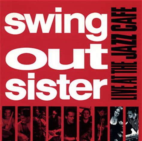 swing out sister circulate swingoutsister com albums gt live at the jazz cafe