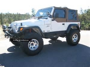 1997 Jeep Wrangler Doors 1997 Jeep Wrangler Sport Sport Utility 2 Door 4 0l
