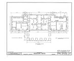 arlington house floor plan 25 best ideas about arlington cemetery map on
