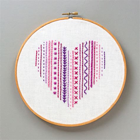 embroidery for beginners diy embroidery sler for beginners
