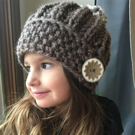 free knitting patterns for chunky wool hats slouchy hat threadedtogether knit hats