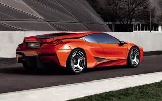 bmw m1 homage concept 1 big on design