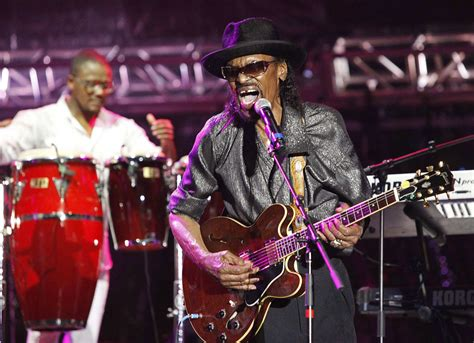 chuck brown gogo swing chuck brown quot godfather of go go quot pictured is guitarist