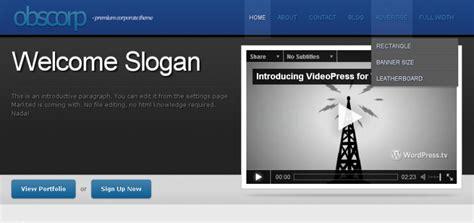 wordpress themes design inspiration 15 best free blue wordpress themes design inspiration