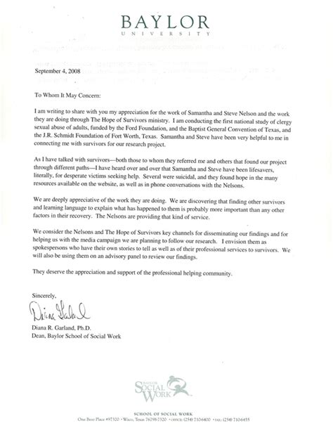 College Update Letter Letter Of Recommendation For Volunteer Best Template Collection