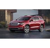 2018 GMC Acadia Larger And Lighter  2016 / 2017 Best SUVs