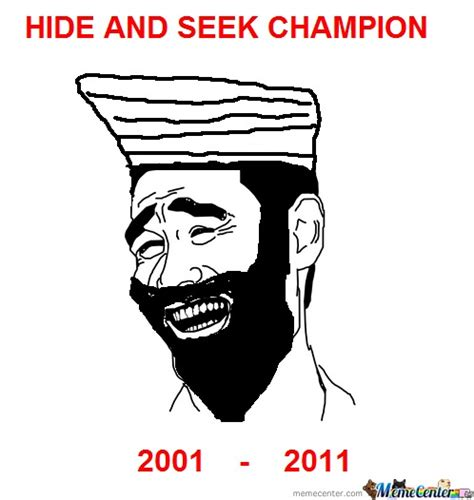 Hide And Seek Meme - hide and seek chion by drunk meme center