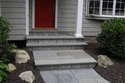 Home Driveway Design Ideas creative environments landscape co walls and steps
