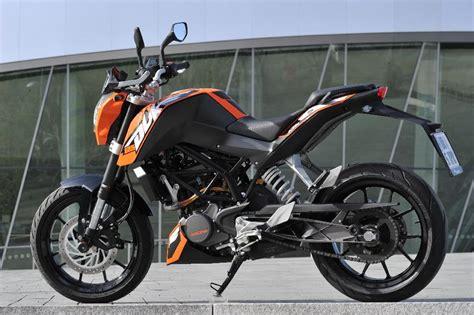 125 Motorrad Bilder by Ktm Duke 125 Motorrad Fotos Motorrad Bilder
