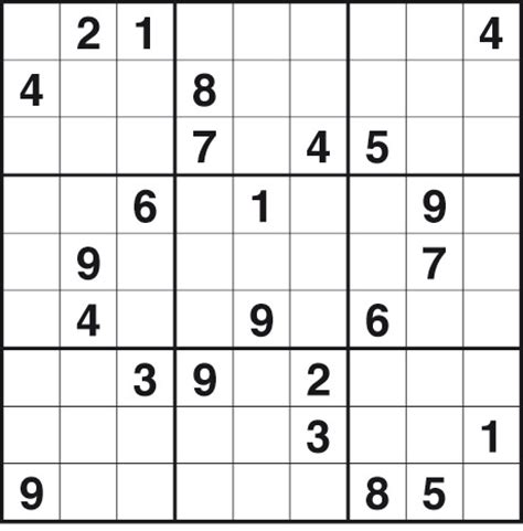 usa today puzzle section puzzles usa today mini sudoku myideasbedroom com