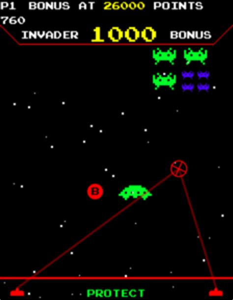 space invaders frenzy raw thrills