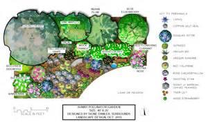 Backyard Water Features Ideas by Sunny Pollinator Garden Benton Soil Amp Water Conservation