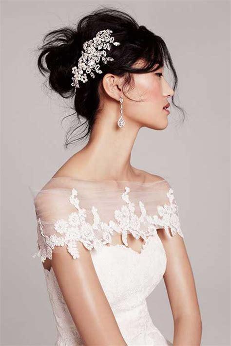 hairstyles for elegant dresses 25 best wedding hair accessories long hairstyles 2016 2017