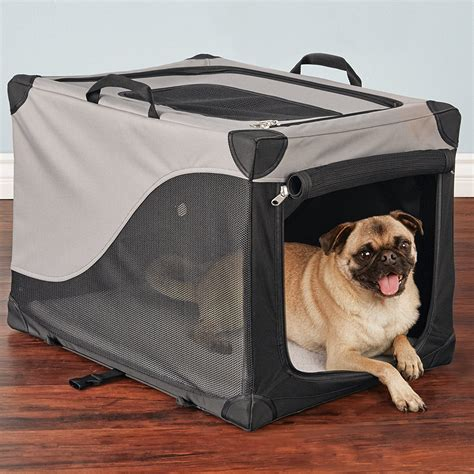 Lifepop Stereo Pet Carrier by Soft Sided Crate Crate Soft Sided Pet Carrier