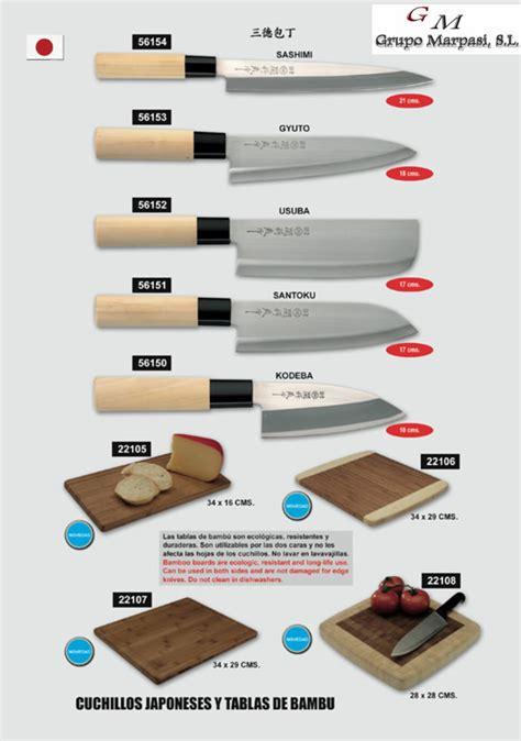 cuchillos cocina japoneses cuchilleria profesional cocinero cuchillos japoneses