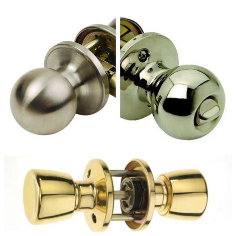 Replacement Door Knobs by Large Bore Holes In Your Door New Replacement Door