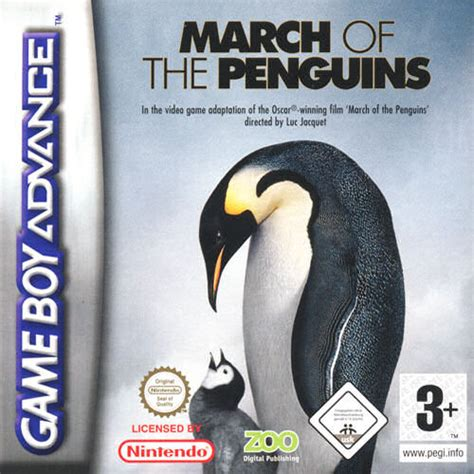 march of the penguins e independent rom