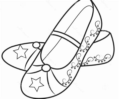coloring shoes loafers coloring pages sketch coloring page