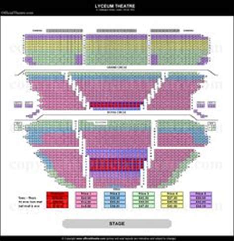 lyceum theatre floor plan 1000 images about lyceum theatre on pinterest the lion