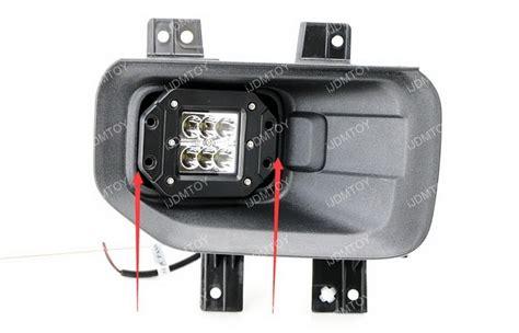 led fog light bulbs any how to install ford f 150 cree led fog lights ijdmtoy