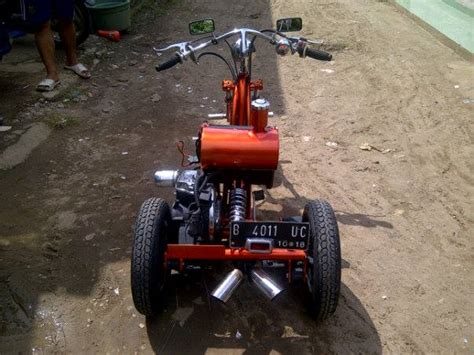 Modifikasi Motor Vespa Px by Satu Vespa Sejuta Saudara By Farit Shie Chephot Penggila