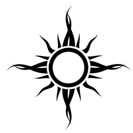 what does a tribal sun tattoo mean godsmack tribal sun meaning