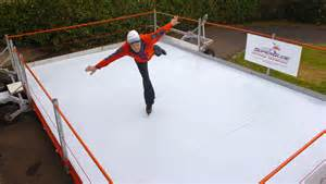 plastic skating rink  nod  planners otago daily