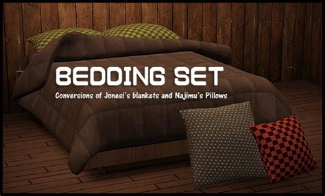 Bed Cover My No 1 my sims 3 new bedding set posters furniture and