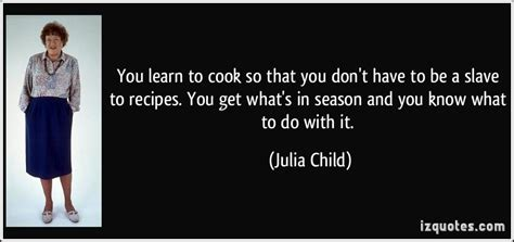 What Do You Learn When Getting An Mba by Quotes Being A Chef Quotesgram