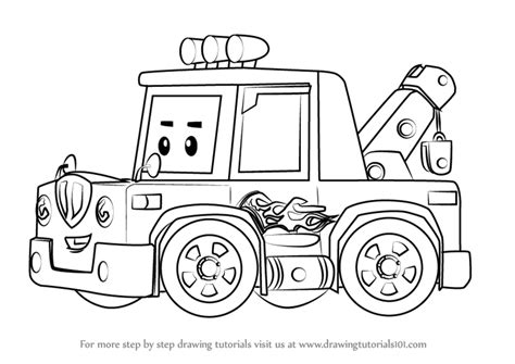 robocar poli coloring pages games how to draw poke from robocar poli coloring page robocar