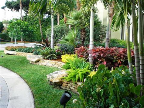 landscaping ideas for florida bloombety ta landscape design ideas with ornamental