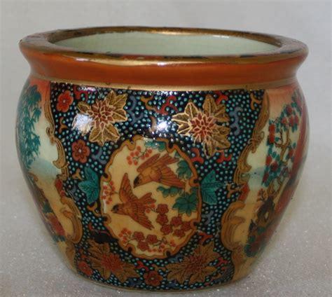 Vase Symbols by Pottery Vase Pot Feng Shui Symbols Painted