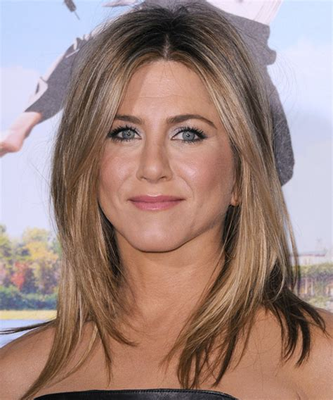 medium haircuts aniston aniston hairstyles in 2018