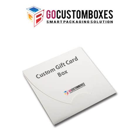 Custom Gift Cards Uk - gift card boxes custom made gift card boxes