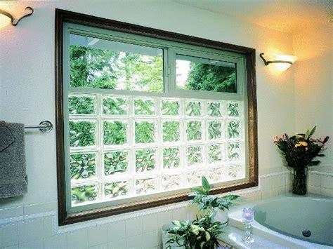 installing glass block windows bathroom installing glass block windows in bathrooms home and