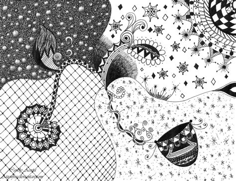 how to draw a zendoodle 8 zendoodle drawing by aizenfree on deviantart