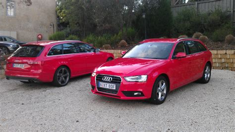 Audi A4 2012 Review by 2012 Audi A4 3 0 Tdi 3 0 Tfsi Quattro And S4 Avant Launch