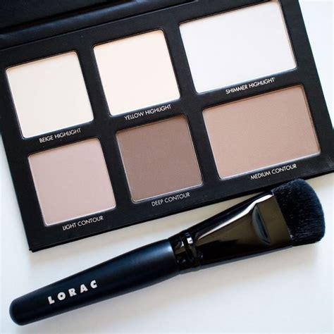 Lorac Cosmetic Pro Contour Pallete lorac pro contour palette and pro contour brush lorac