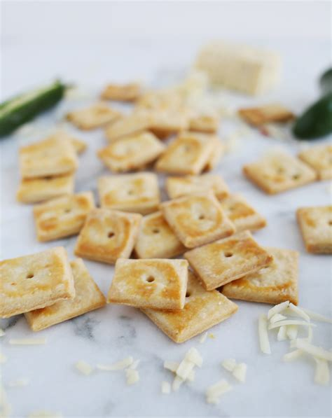 Handmade Crackers - pepper crackers a beautiful mess
