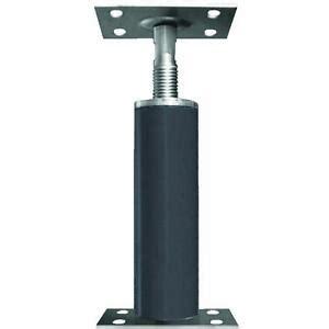ft ft adjustable floor jack basement post high carbon steel support  ebay