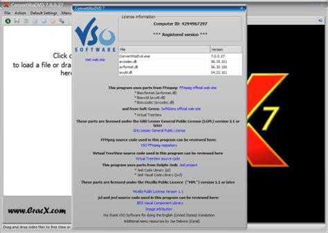 convertxtodvd version 4 full free download serial key vso convertxtodvd 7 0 0 27 serial key crack download