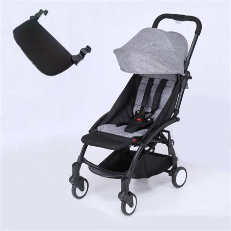 Babytime Bibyu Stroller 2017 new baby stroller accessory footrest black 16cm
