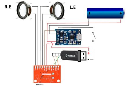 eliminating ground loop in bluetooth speaker circuit