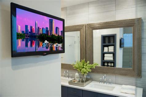 bathroom smart tv how to transform your bathroom into a man cave bathroom