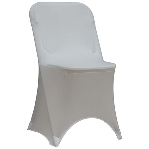 slipcover for folding chair spandex folding chair cover ebay