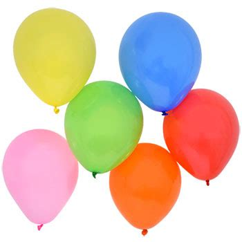 Dollar Store Home Decor by Bulk Colorful Latex Balloons 25 Ct Bags At Dollartree Com