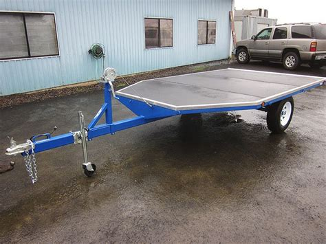 boat trailer ideas 14 best inflatable boat trailer ideas images on pinterest