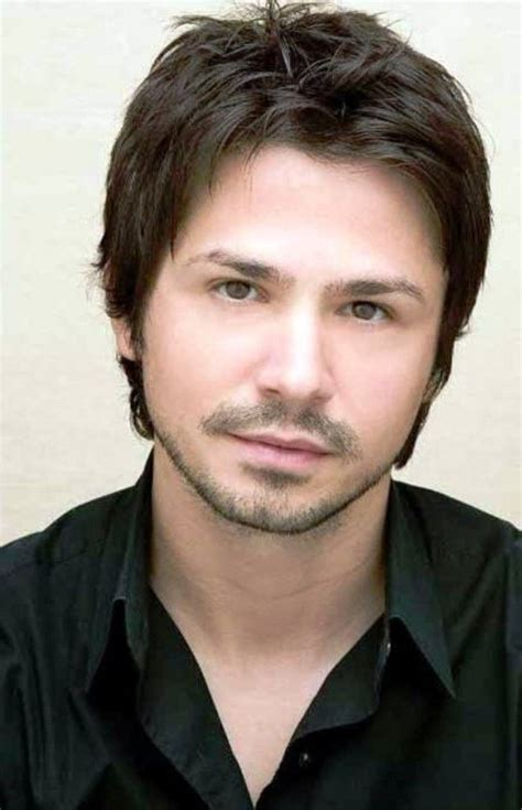 hairstyle for big cheeks for men best long hairstyles for men with round faces 2015 mens