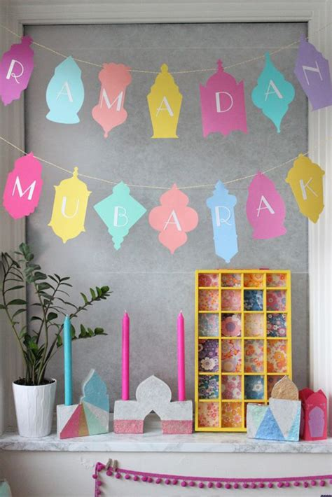 Welcome Home Decoration Ideas by 20 Delightful And Festive Decorations To Welcome Ramadan